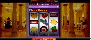 Club reno Casino