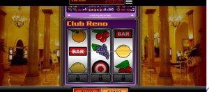 Club reno Casino
